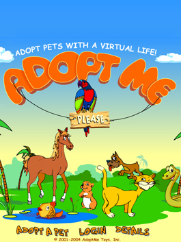Image of: Customizable Avatars Adopt Me Adopt Free Virtual Pets Such Dogs Cats Horses Turtles Monkeys Snakes And Fish And Then Take Care Of Them Online You Can Even Chat With Google Play Net Kritterz Netkritterzcom