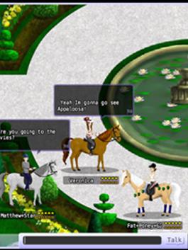 4da90fce0e64 Horseland Ride your horse in a 3D virtual world